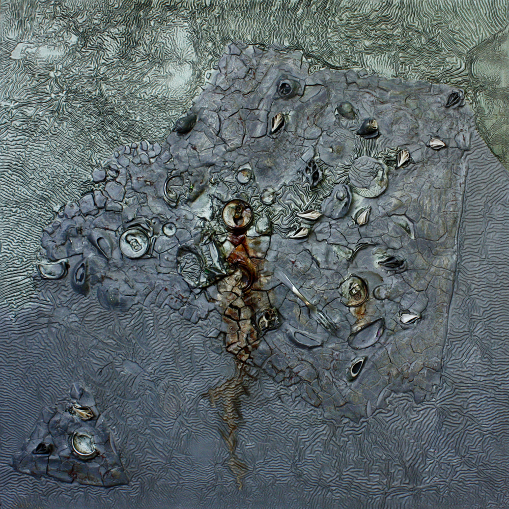 Contemporary fossil